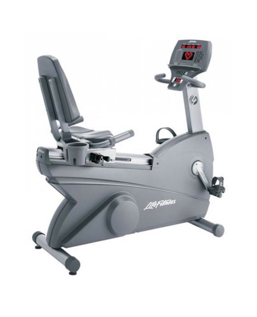 Refurbished Life Fitness 95RI Recumbent