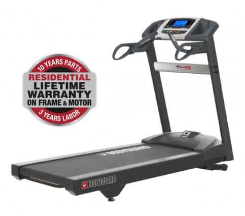 Bodyguard T-45 Light Commercial Treadmill (New)