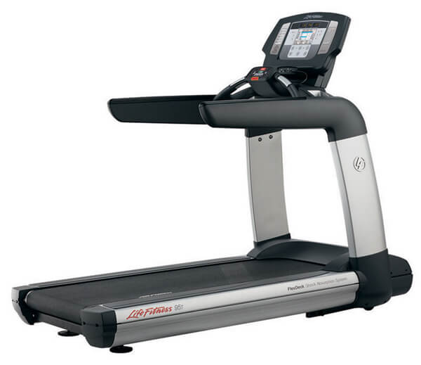 Refurbished Life Fitness 95T Inspire Treadmill (Free Shipping)