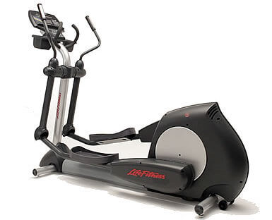 Refurbished Life Fitness CLSX Elliptical (Free Shipping)