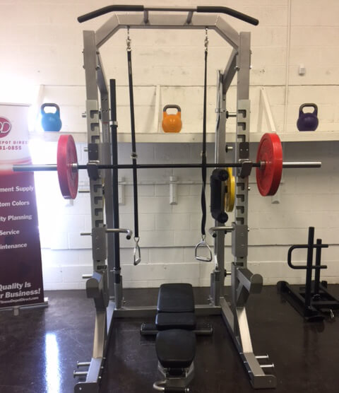 Premium Power SG Half Rack (New)