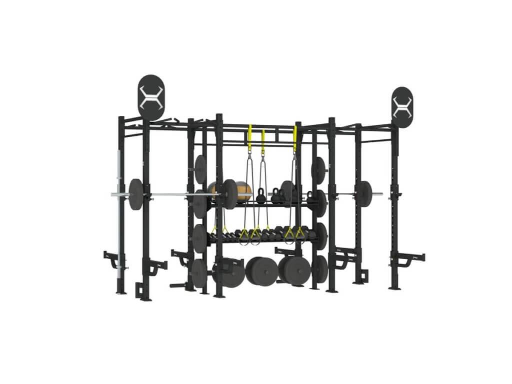 14 X 4 Storage Rack Free Stand Storage Rig – XRS-4-14-X1
