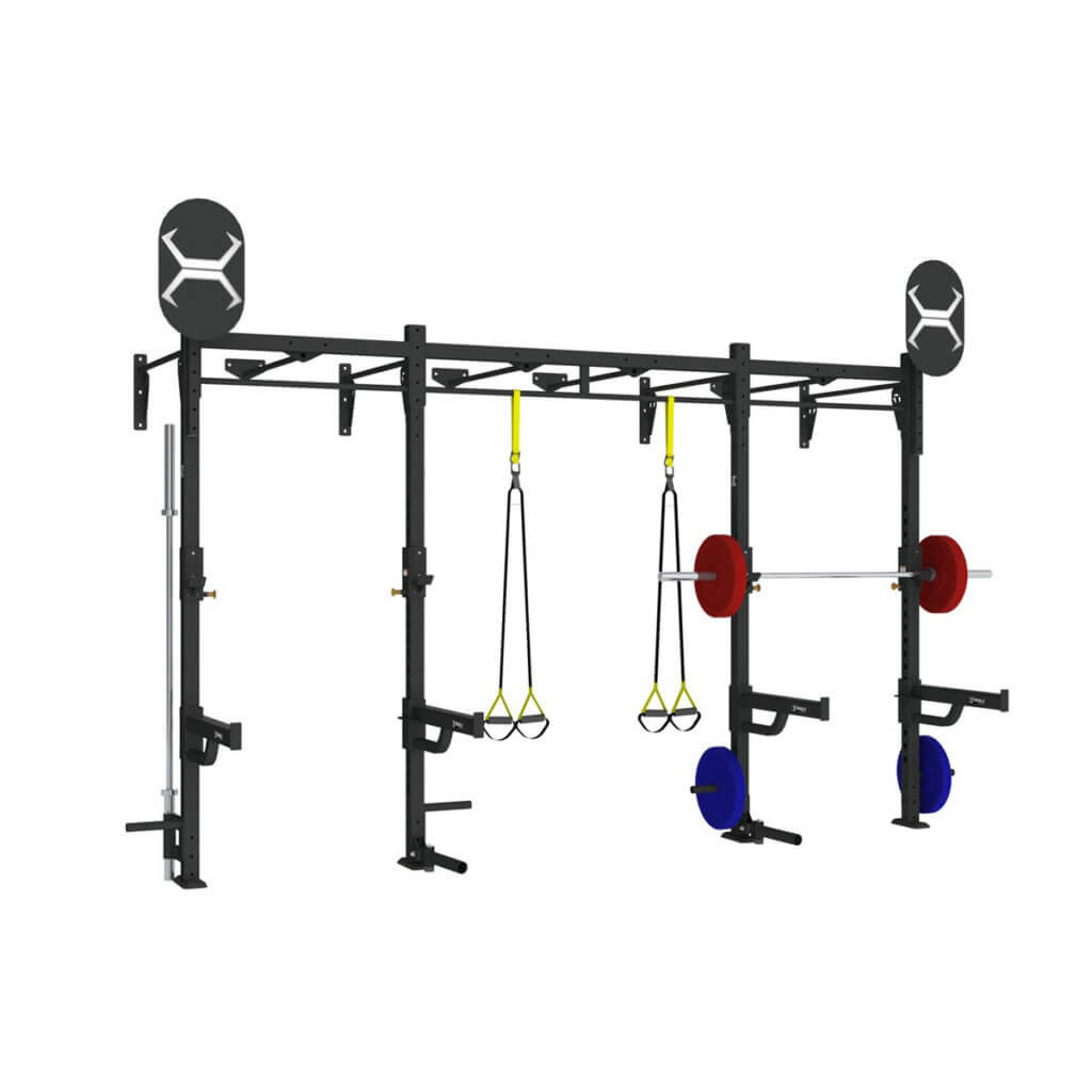 Torque 14×4 Monkey Bar Wall Mount-X1 XRMBWM-4-14-X1